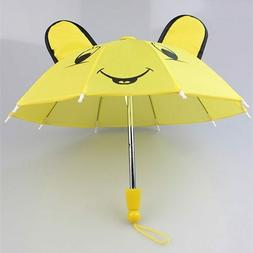 Beautiful Umbrella for Kids Girls Gifts Suitable for 18 inch