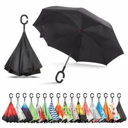 Sharpty Inverted Umbrella, Umbrella Windproof, Reverse Umbre