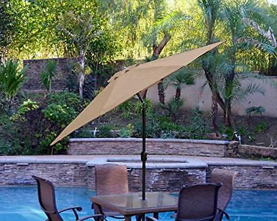 9ft top for Umbrella Replacement with 8