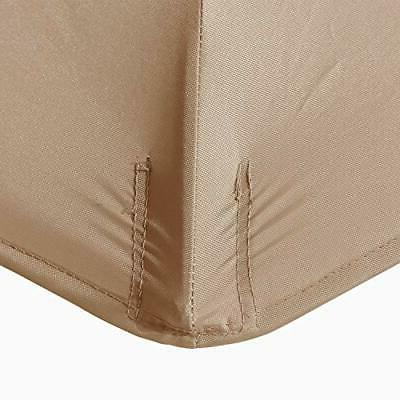 9ft Outdoor for Patio Market Umbrella Replacement 8