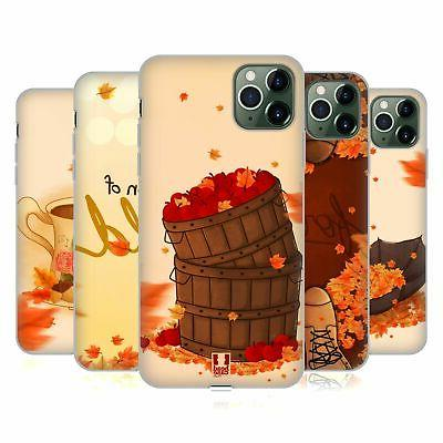 autumn soft gel case for apple iphone