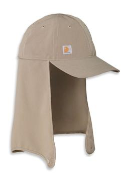 Carhartt Men's Bucket Hat Force Extremes Angler Neck Shade S