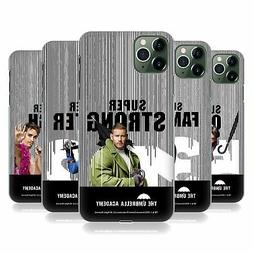 OFFICIAL THE UMBRELLA ACADEMY POSTER 2 BACK CASE FOR APPLE i