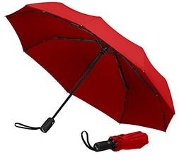 Repel Windproof Travel Umbrella with Teflon Coating Multiple