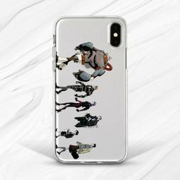 The Umbrella Academy Case Cover For iPhone 6S 7 8 Xs XR 11 P