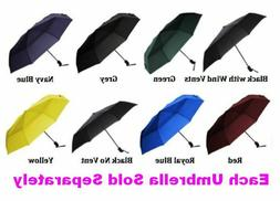 Colorful Travel Small Compact Umbrella, Outdoors Comfortable