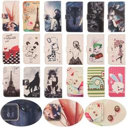 For Unimax Umx U693CL - Lovely PU Flip Leather Case Cover Pr